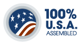 100 USA Assembled icon