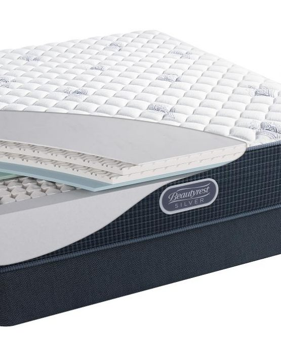 Beautyrest Silver Extra Firm Cutaway
