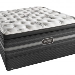 Beautyrest Black Tatiana Plush Pillow Top