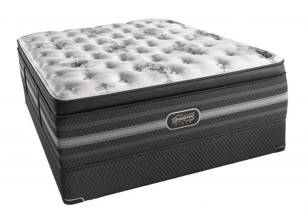 Beautyrest Black Tatiana Plush Pillow Top
