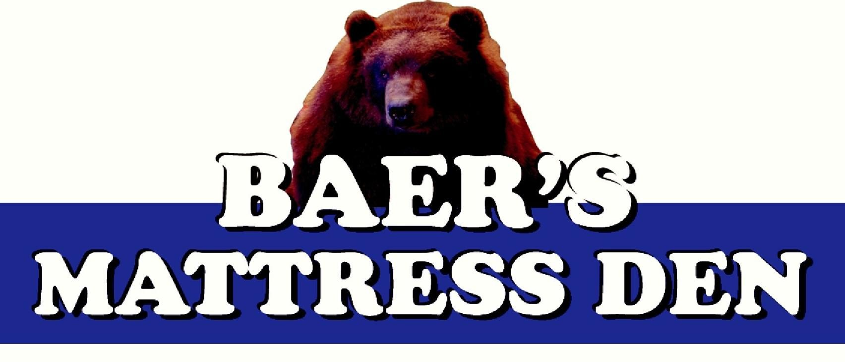 Baer's Mattress Den logo