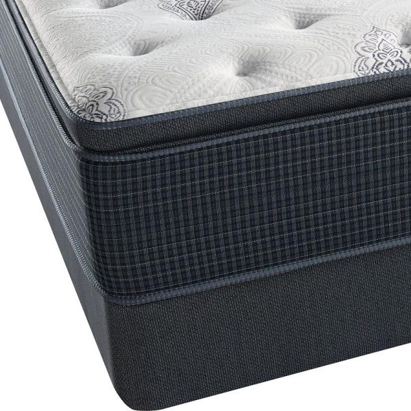 Beautyrest Silver Luxury Firm Pillow Top Corner