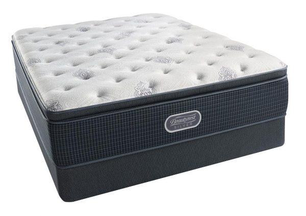 Beautyrest Silver Luxury Firm Pillow Top