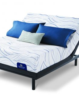 Serta Perfect Sleeper Memory Foam